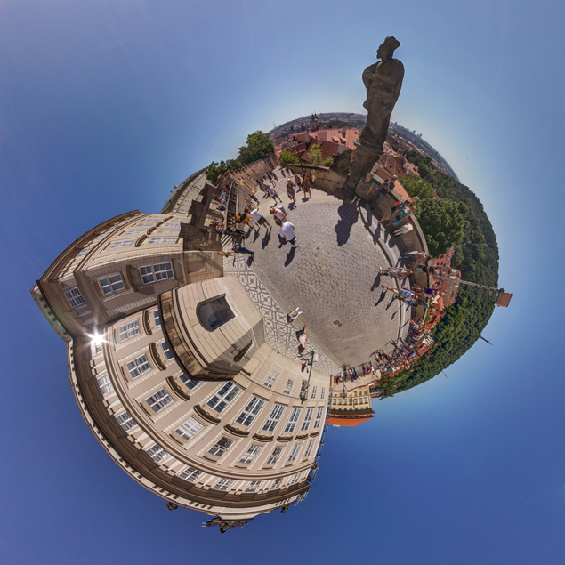 Little Planet Image