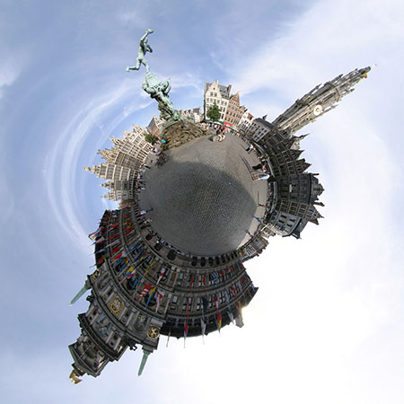Little Planet example