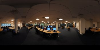Department of Computing, Imperial College, London panorama