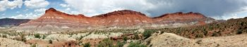 Paria Canyon panorama