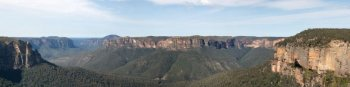Blue Mountains, Australia panorama